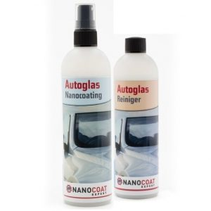Autoglas Nanocoating Complete set 100ml